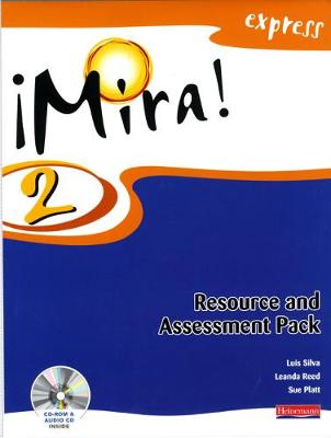 ¡Mira! Express - Year 9/S2 - resource and assessment pack & CD-ROM