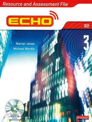 Echo 3 Rot Resource and Assessment File (2009)