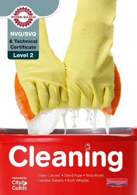 NVQ/SVQ Level 2 Cleaning Student Book