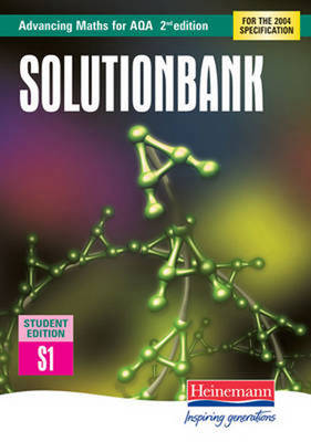 Advancing Maths for AQA Solutionbank Statistics 1 (S1) Student Edition
