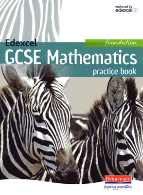 Edexcel GCSE Maths Foundation Practice Book
