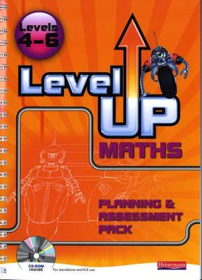 Level Up Maths: Teacher Planning and Assessment Pack (Level 4-6)