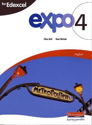 Expo 4 for Edexcel Higher Student Book