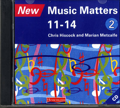 New Music Matters 11-14 Audio CD 2