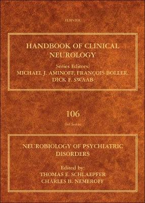 Neurobiology of Psychiatric Disorders: Volume 106