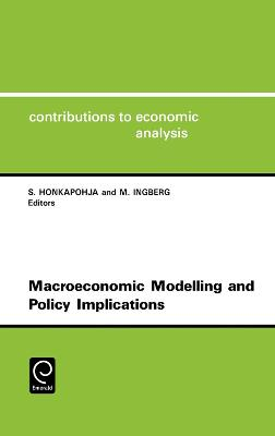 Macroeconomic Modelling and Policy Implications: In Honour of Pertti Kukkonen