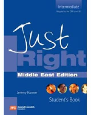 Just Righ - Intermediate: Just Right Middle East Edition - Intermediate Middle East Edition