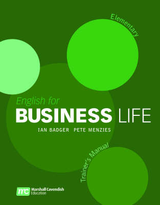 English for Business Life Elementary Trainer Manual