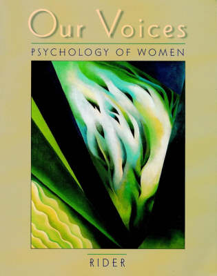 Our Voices: Psychology of Women