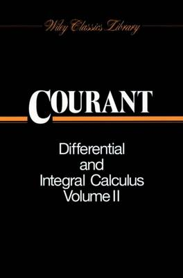 Differential and Integral Calculus: v. 2