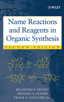 Name Reactions and Reagents in Organic Synthesis