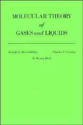 The Molecular Theory of Gases and Liquids