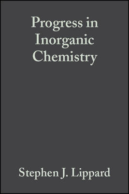 Progress in Inorganic Chemistry: v. 21