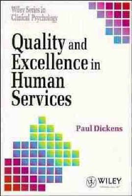 Quality and Excellence in Human Services