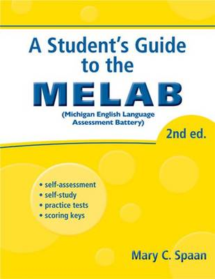 The Student's Guide to the MELAB