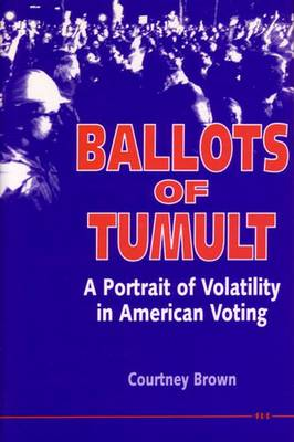 Ballots of Tumult: A Portrait of Volatility in American Voting