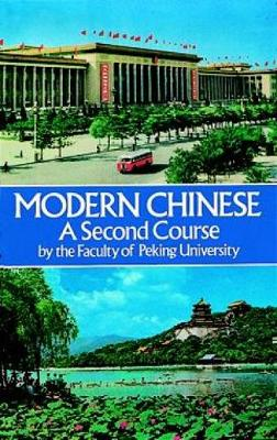 Modern Chinese: 2nd Course