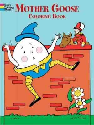 Mother Goose Colouring Book