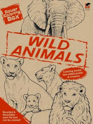Dover Coloring Box -- Wild Animals