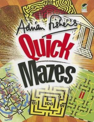 Adrian Fisher's Quick Mazes