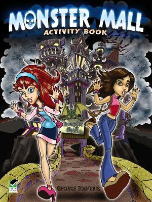 Monster Mall Activity Book