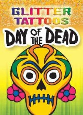 Glitter Tattoos Day of the Dead