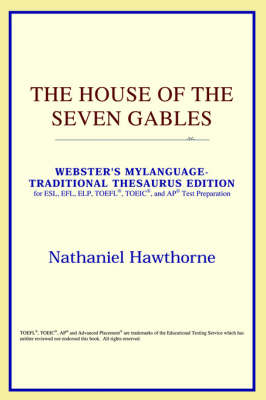 The House of the Seven Gables (Webster's Chinese-Traditional Thesaurus Edition)