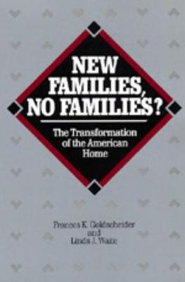 New Families, No Families?: The Transformation of the American Home