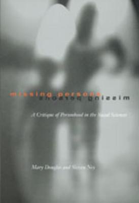 Missing Persons: A Critique of the Personhood in the Social Sciences