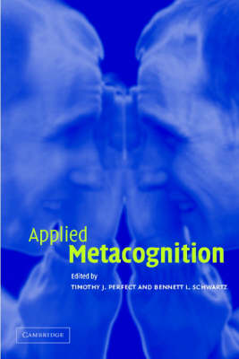 Applied Metacognition