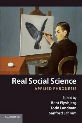 Real Social Science: Applied Phronesis