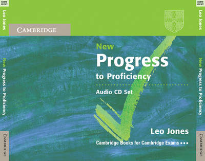 New Progress to Proficiency Audio CDs (3)