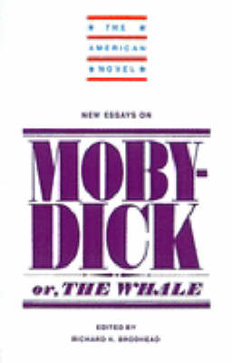 New Essays on Moby-Dick