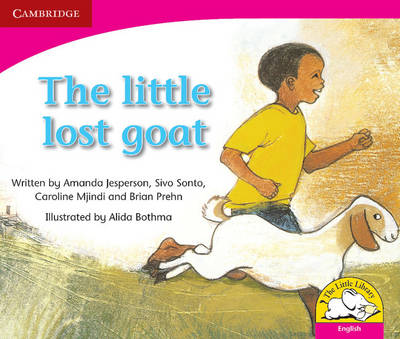 The little lost goat The little lost goat