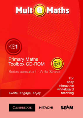 Mult-e-Maths Primary Maths Toolbox CD ROM