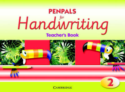 Penpals for Handwriting Year 2 Teacher's Book