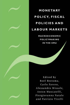 Monetary Policy, Fiscal Policies and Labour Markets: Macroeconomic Policymaking in the EMU