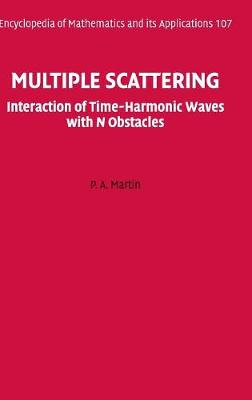 Multiple Scattering: Interaction of Time-Harmonic Waves with N Obstacles