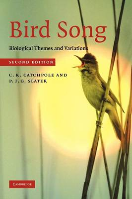 Bird Song: Biological Themes and Variations