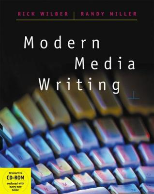 Modern Media Writing (with CD-ROM and InfoTrac (R))