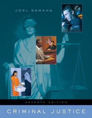 Criminal Justice (with InfoTrac (R))