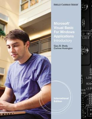 Microsoft (R) Visual Basic 2010 for Windows Applications: Introductory, International Edition
