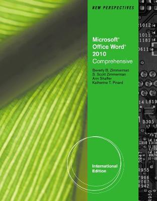 New Perspectives on Microsoft (R) Office Word 2010: Comprehensive, International Edition