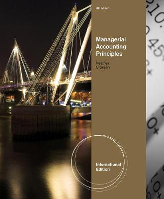 Managerial Accounting Principles