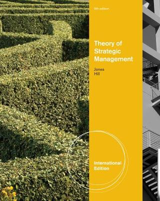Theory of Strategic Management, International Edition