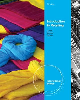 Introduction to Retailing, International Edition