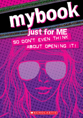 MyBook: Just for me (so don't even think about opening it!)