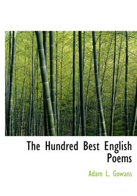 The Hundred Best English Poems