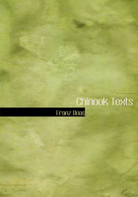 Chinook Texts