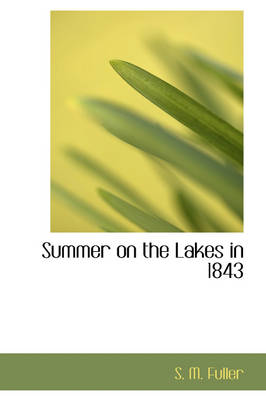 Summer on the Lakes in 1843